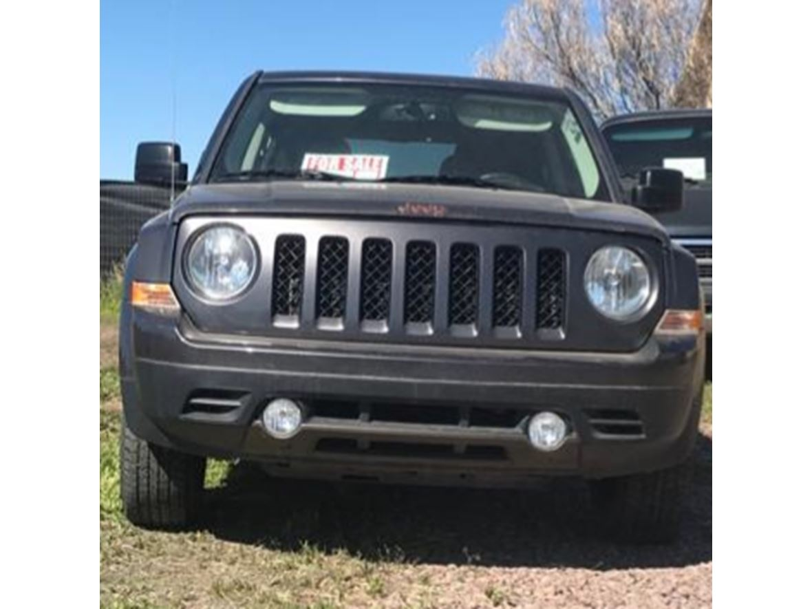 2016 Jeep Patriot  for sale by owner in Chino Valley