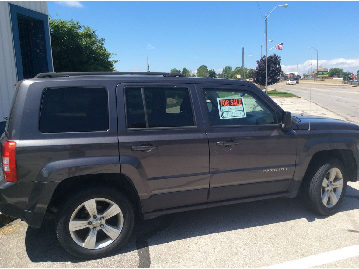 2014 Jeep Patriot for sale by owner in Fremont