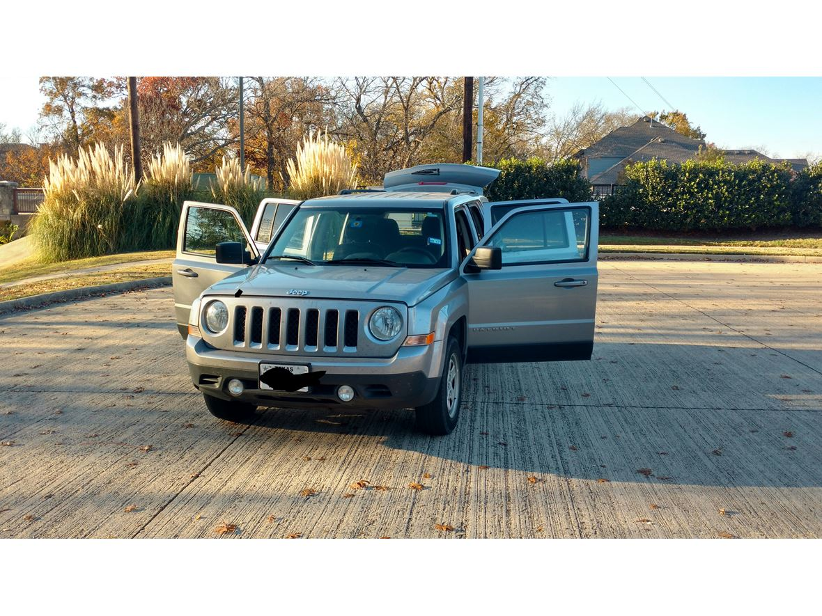 2015 Jeep Patriot for sale by owner in Allen