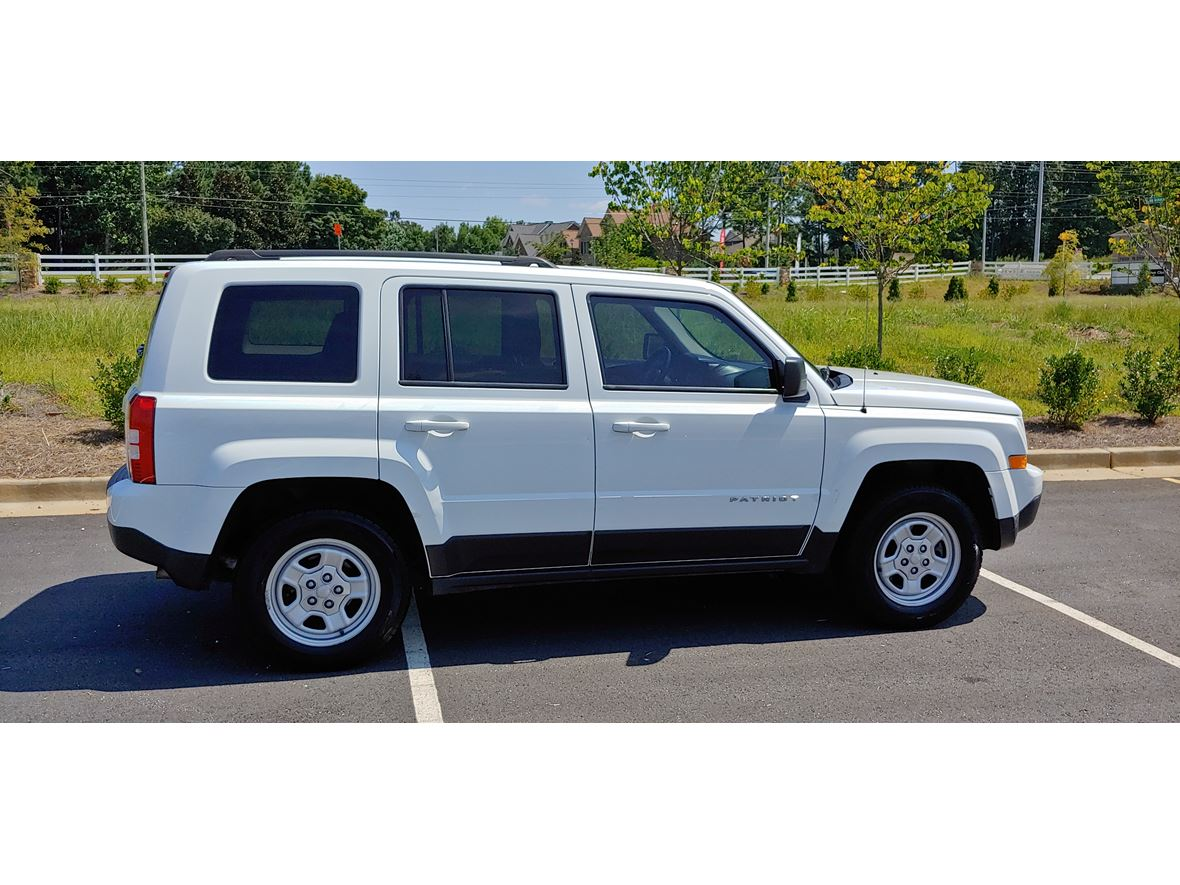 2015 Jeep Patriot For Sale By Owner In Cumming Ga 30040