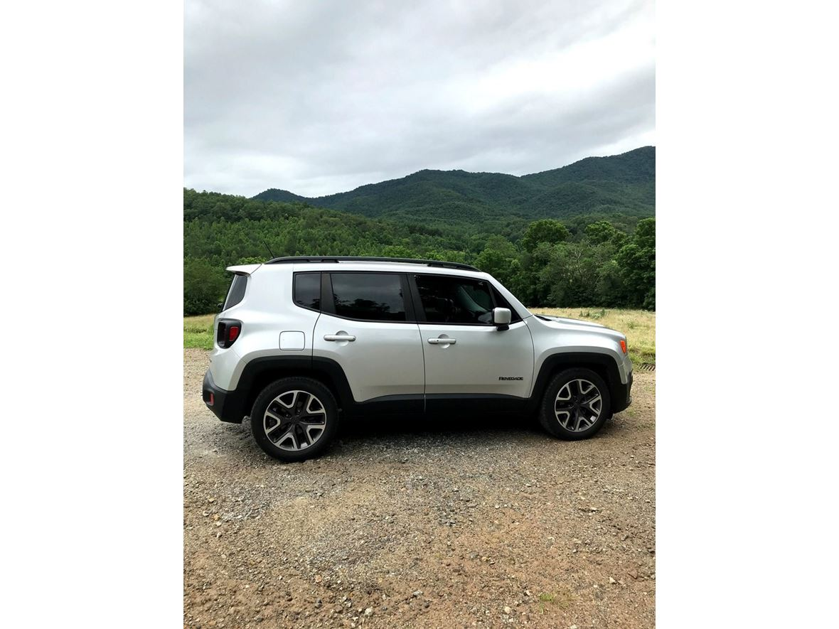 2015 Jeep Renegade for sale by owner in Franklin