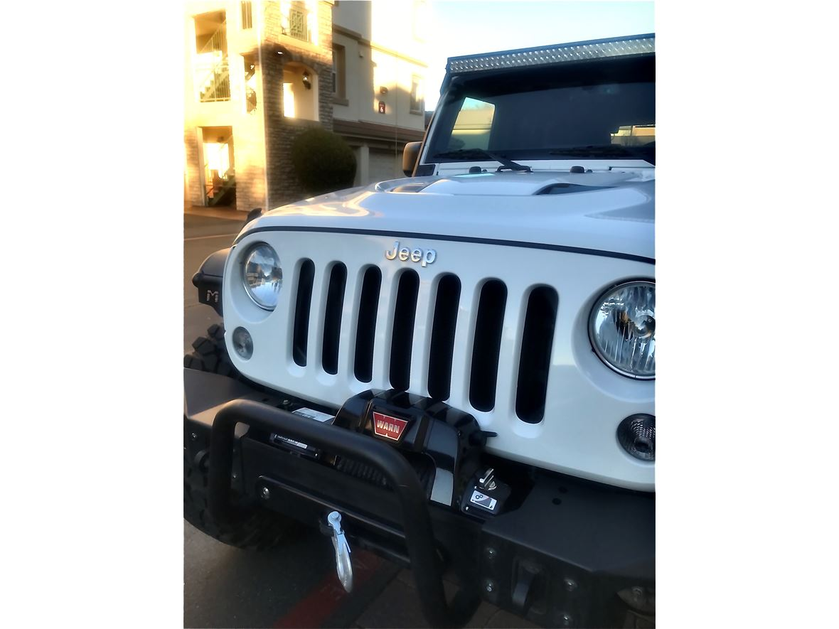 2016 Jeep Rubicon  for sale by owner in Roseville