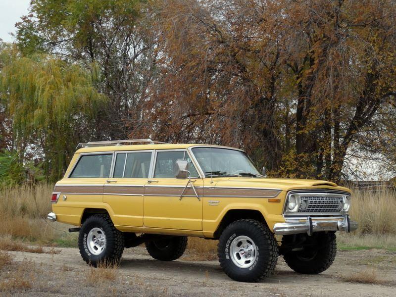Cars For Sale Portland Oregon >> 1974 Jeep Wagoneer - Antique Car - Portland, OR 97299