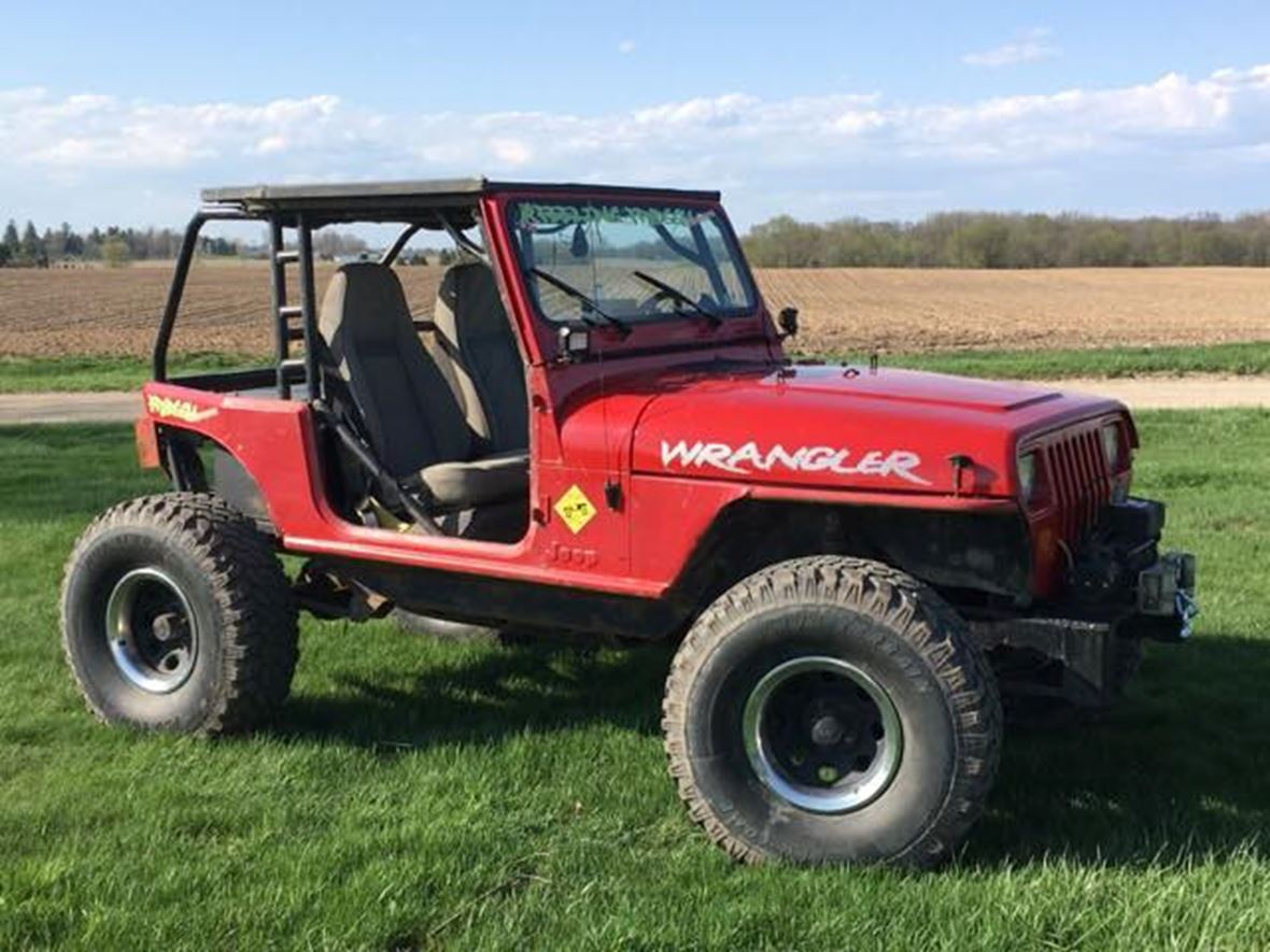 1993 Jeep Wrangler for sale by owner in Carson City