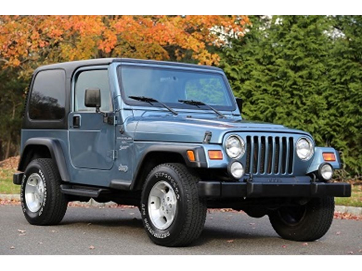 1999 Jeep Wrangler for sale by owner in Los Angeles