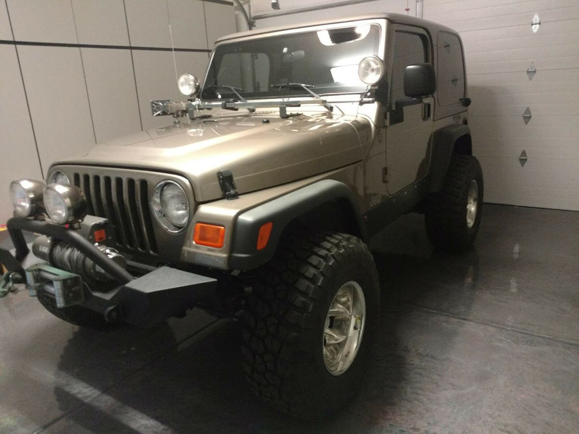 2004 Jeep Wrangler for sale by owner in Missouri City