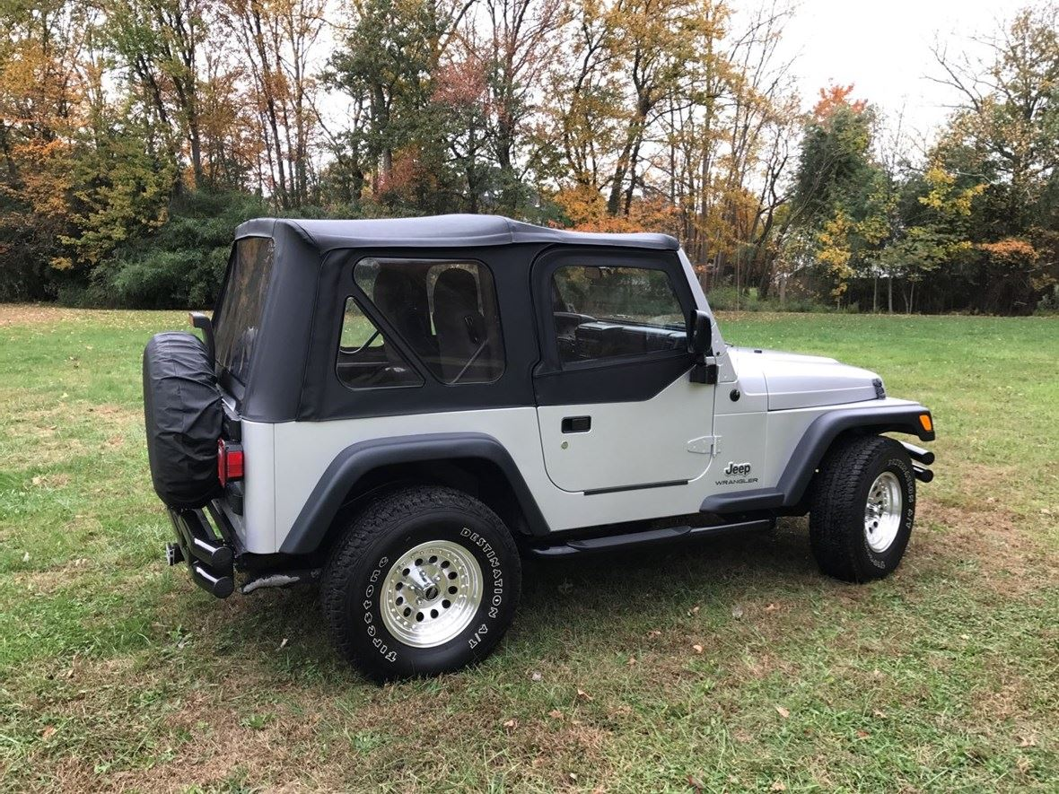 2006 Jeep Wrangler for sale by owner in Edison