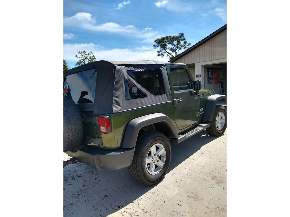 2009 Jeep Wrangler for Sale by Private Owner in Sebring ...