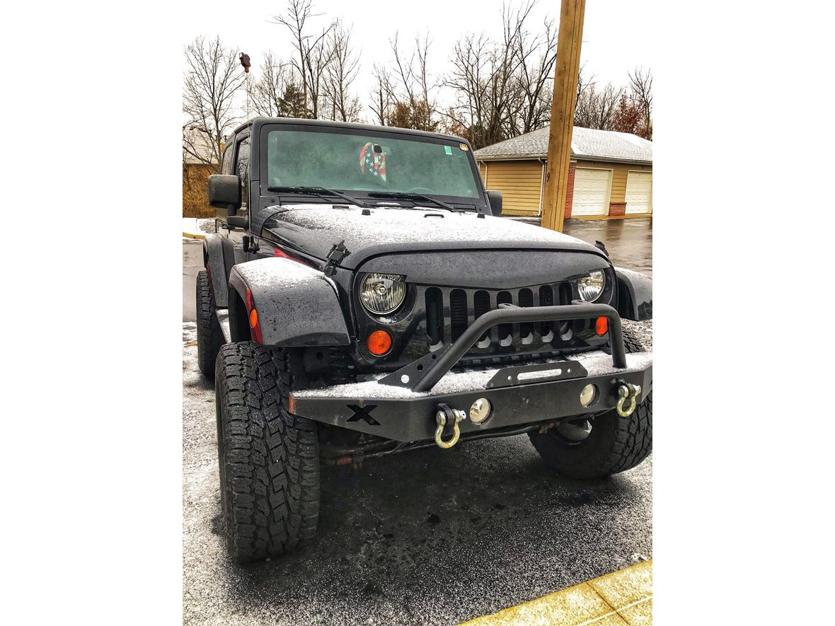 2013 Jeep Wrangler for sale by owner in Dayton