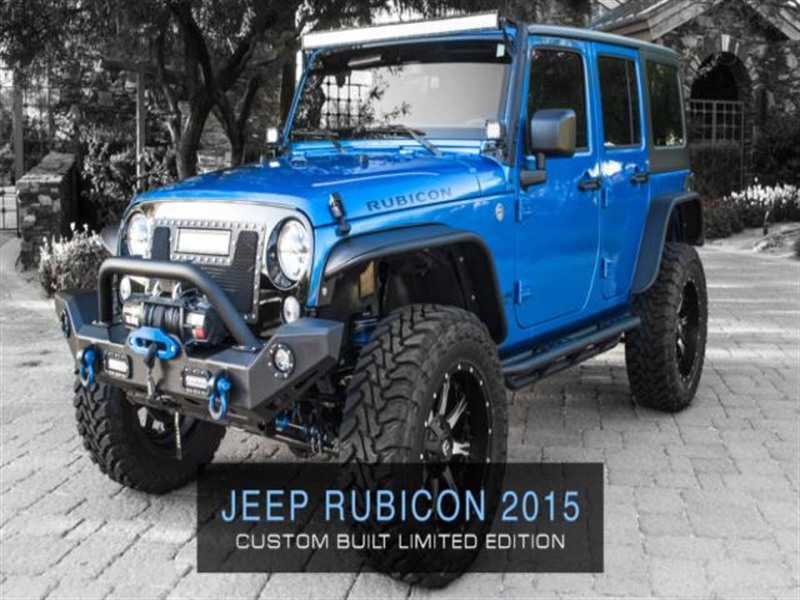 2015 Jeep Wrangler for Sale by Owner in Peoria, AZ 85345