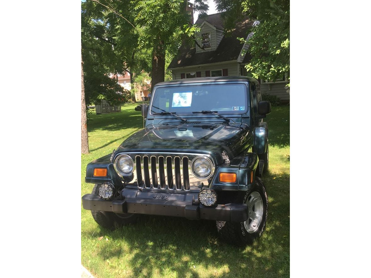 2006 Jeep Wrangler Unlimited for sale by owner in Bethlehem