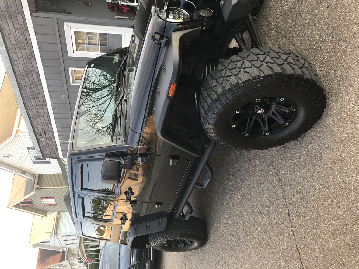 2015 Jeep Wrangler Unlimited for sale by owner in Conway