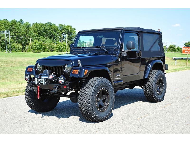 2006 Jeep Wrangler Unlimited LJ Sale by Owner in Phoenix ...