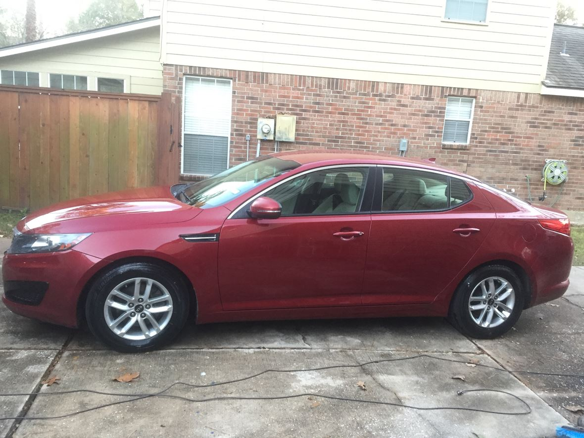 2011 Kia Optima for sale by owner in Kingwood