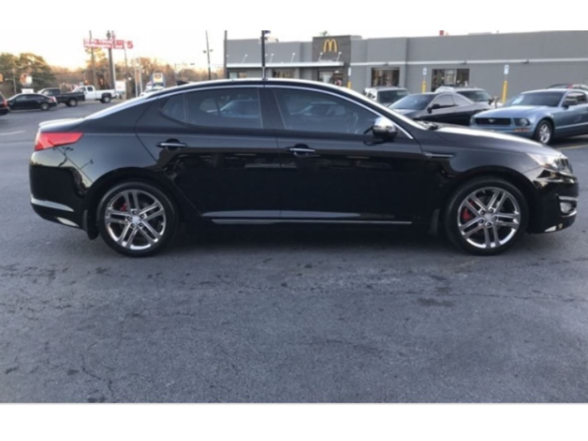 2013 Kia Optima for sale by owner in Marysville