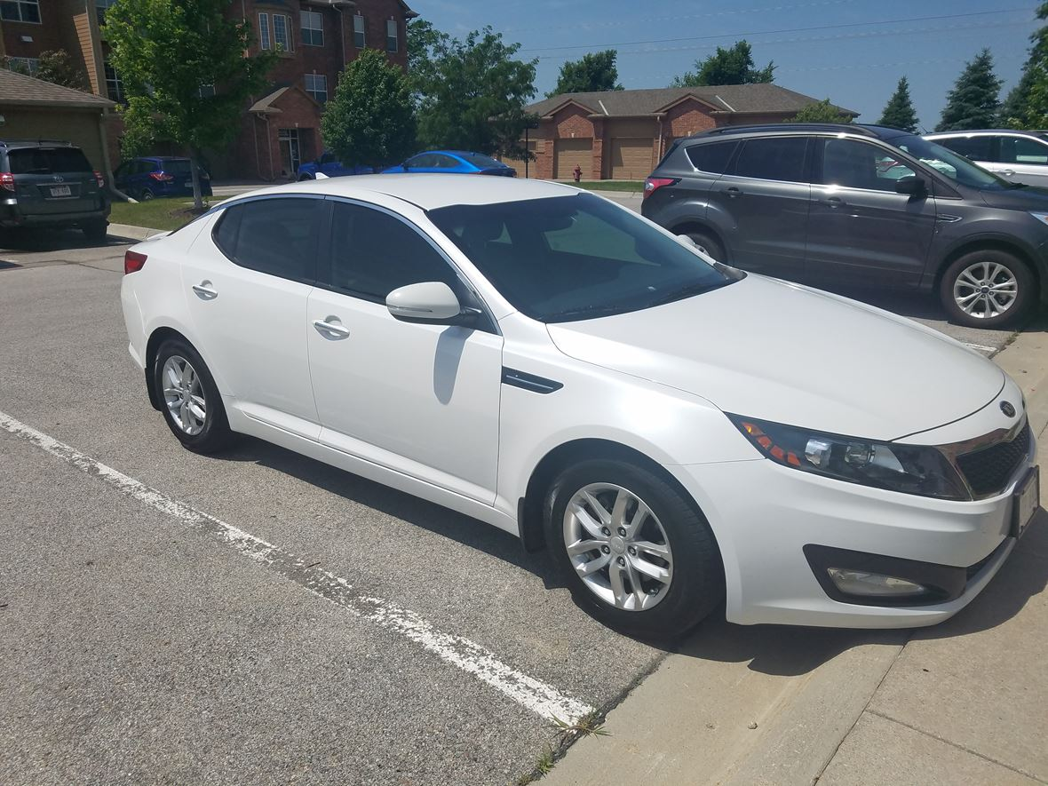 2013 Kia Optima for sale by owner in Omaha