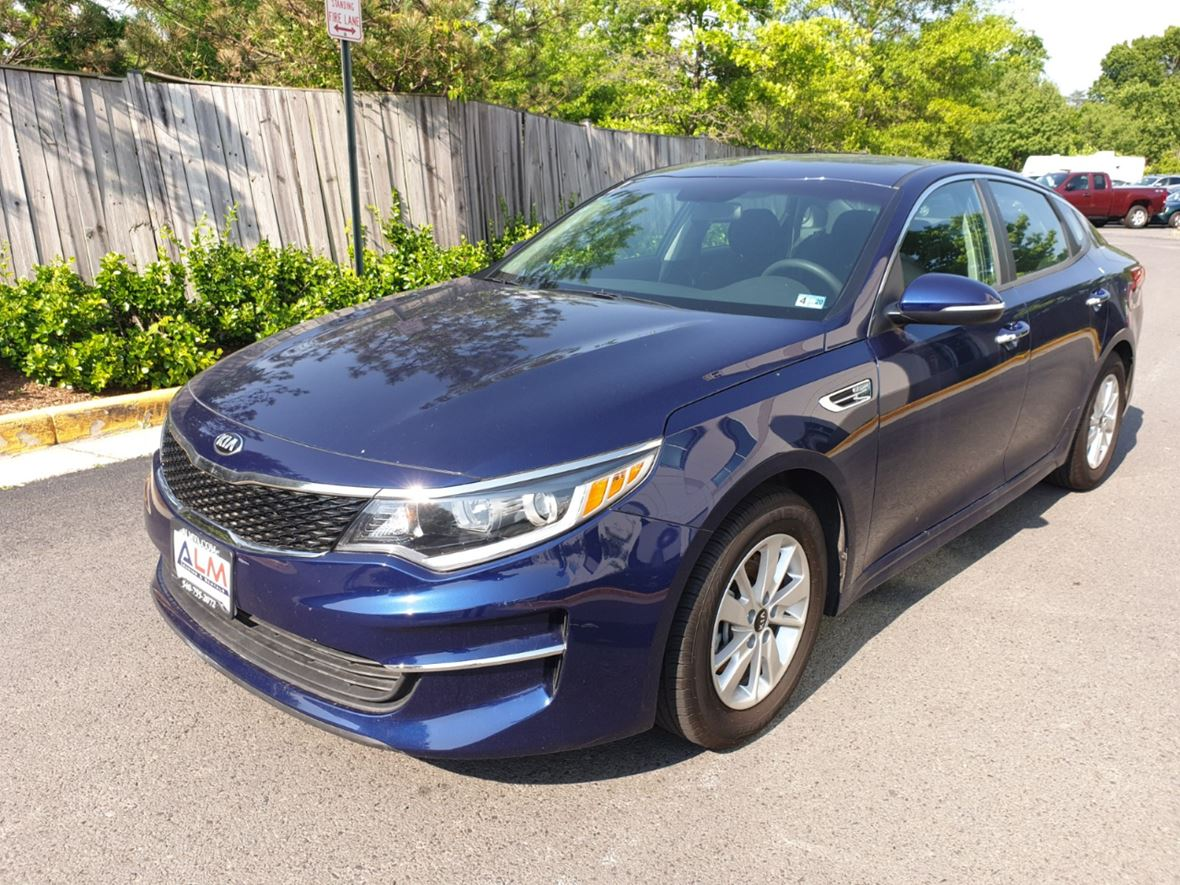 2018 Kia Optima for sale by owner in Chantilly