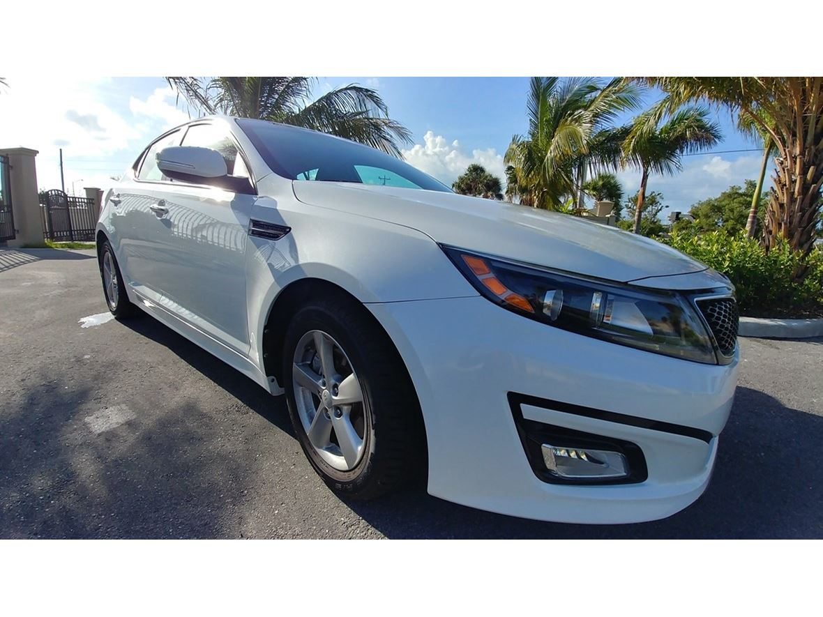 2015 Kia Optima LX for sale by owner in Key West