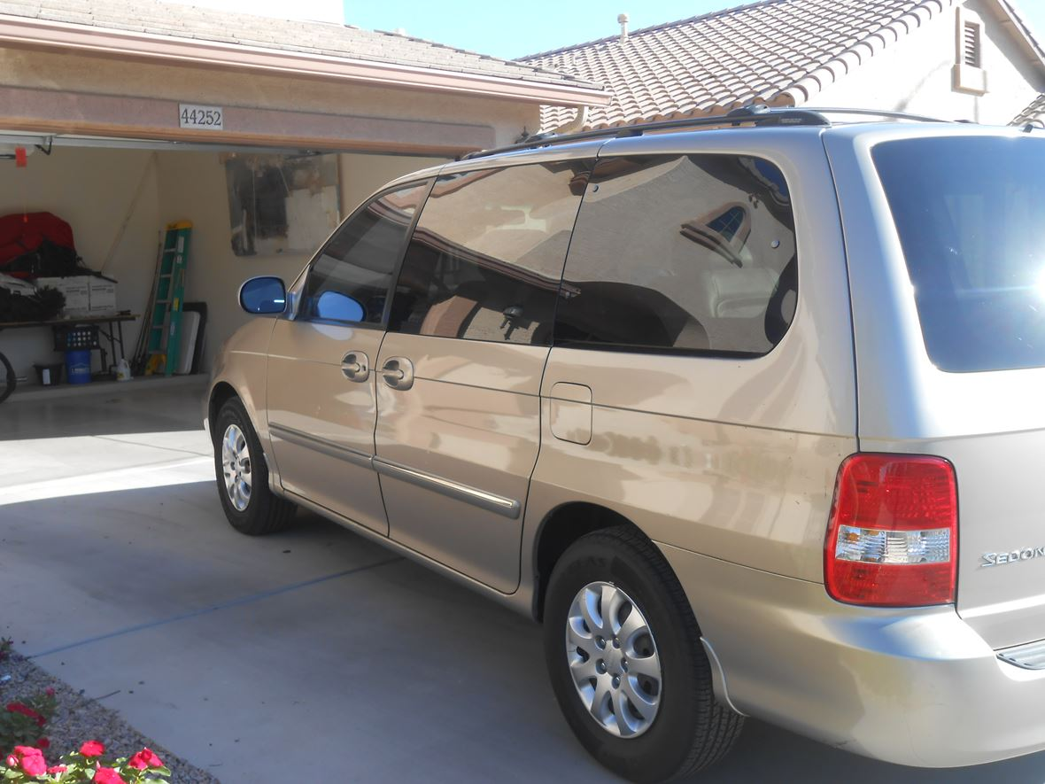 2005 kia sedona for sale by owner in maricopa az 85138. Black Bedroom Furniture Sets. Home Design Ideas