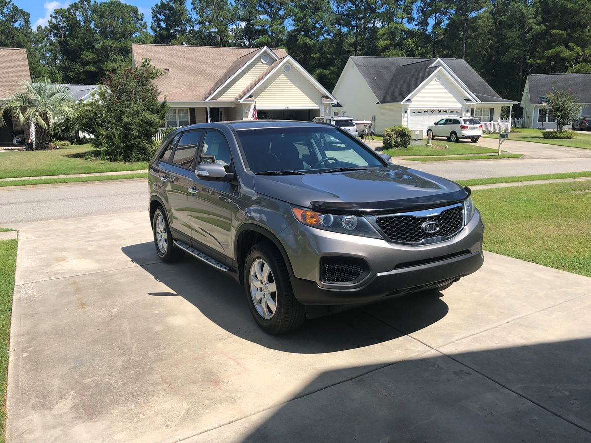 2012 Kia Sorento for sale by owner in Myrtle Beach