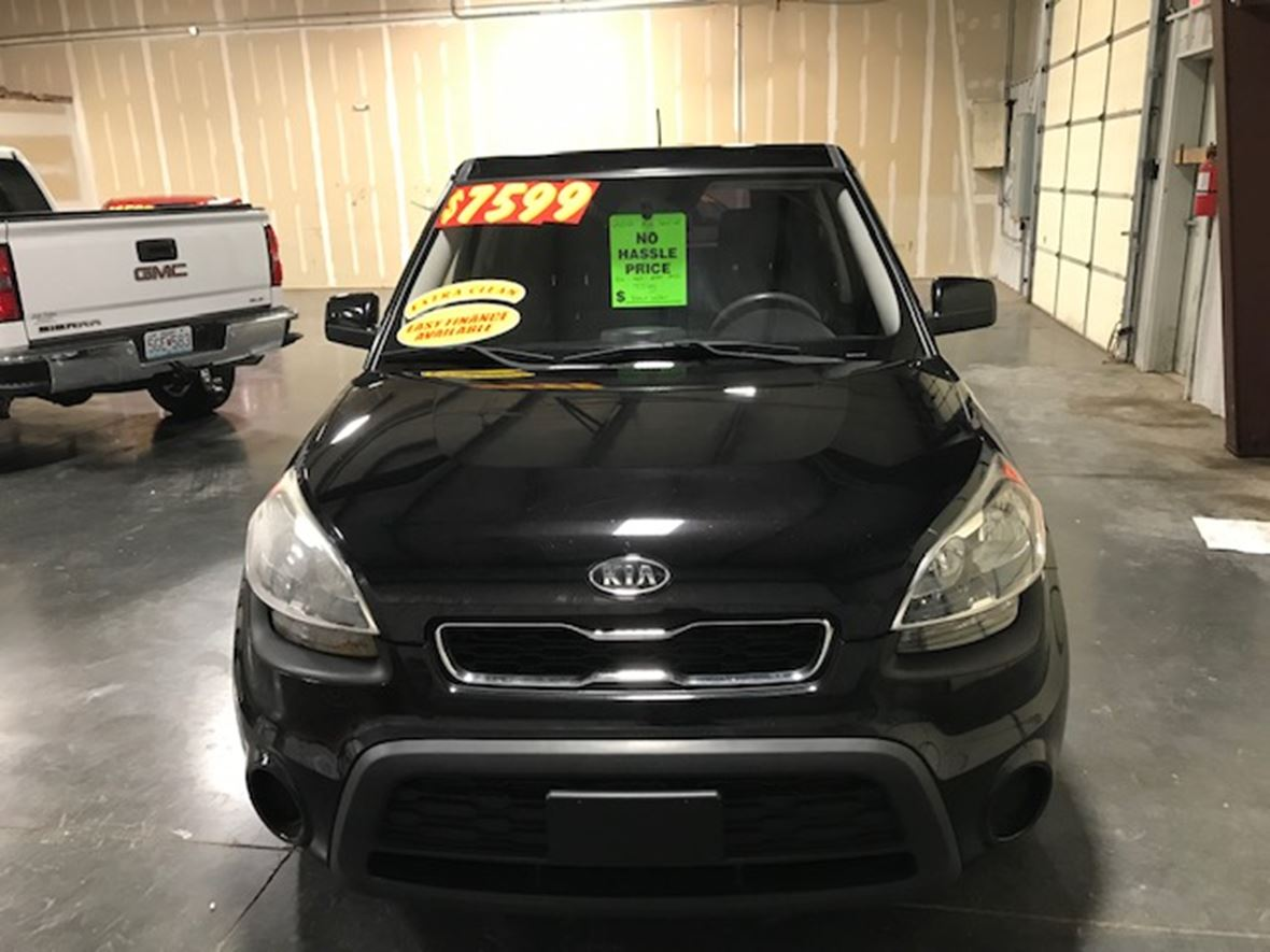 2012 Kia Soul for sale by owner in Grain Valley
