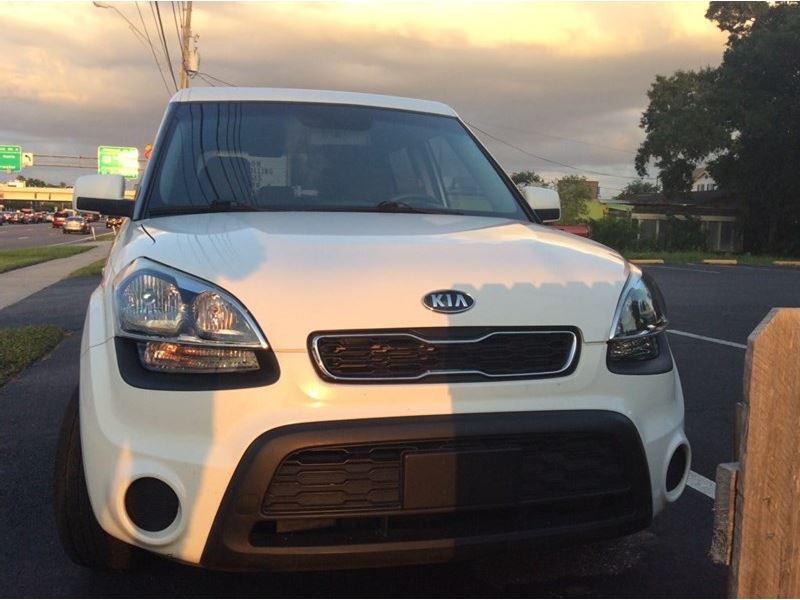 2012 Kia Soul for sale by owner in Tampa
