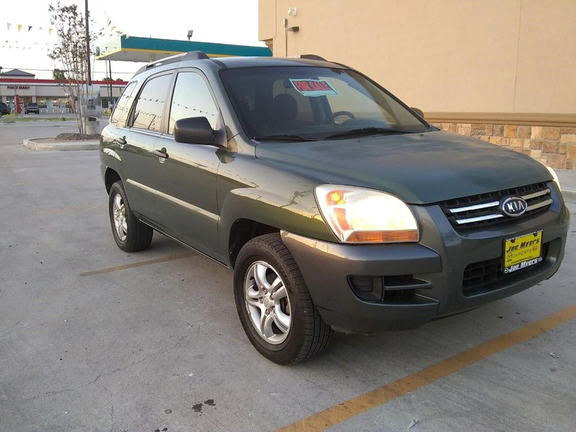 2006 Kia Sportage for sale by owner in Houston
