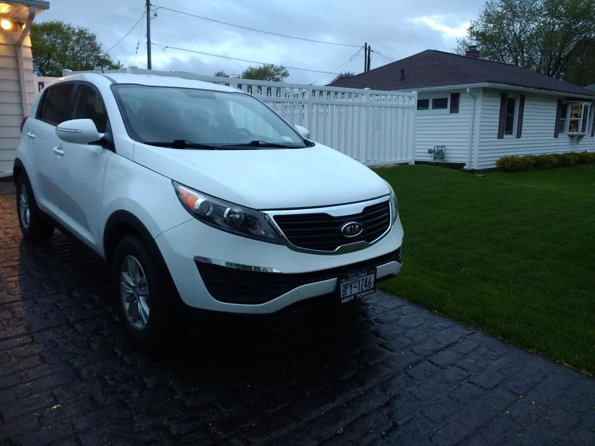 2011 Kia Sportage for sale by owner in Utica