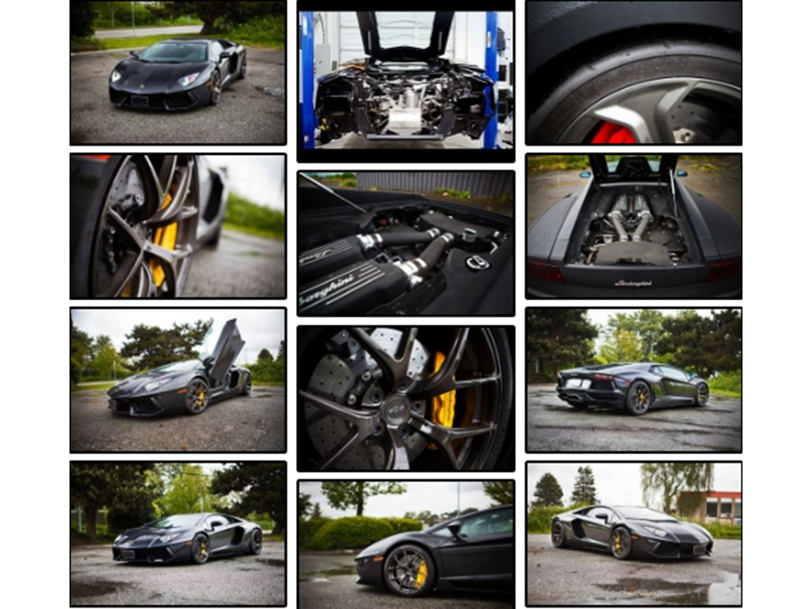 2017 Lamborghini Aventador Sale By Owner In Manistee Mi 49660