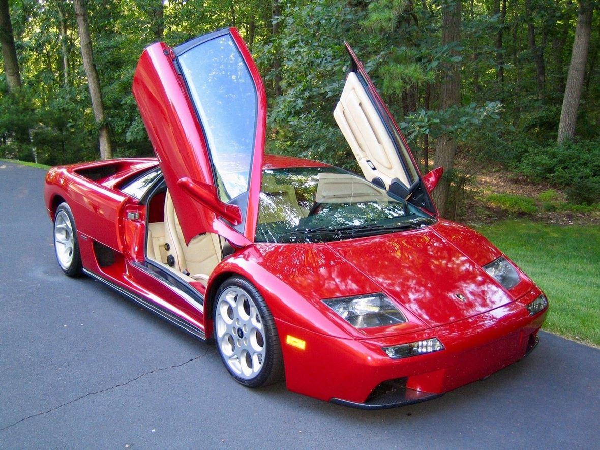 2001 Lamborghini Diablo For Sale By Owner In Seattle Wa 98144