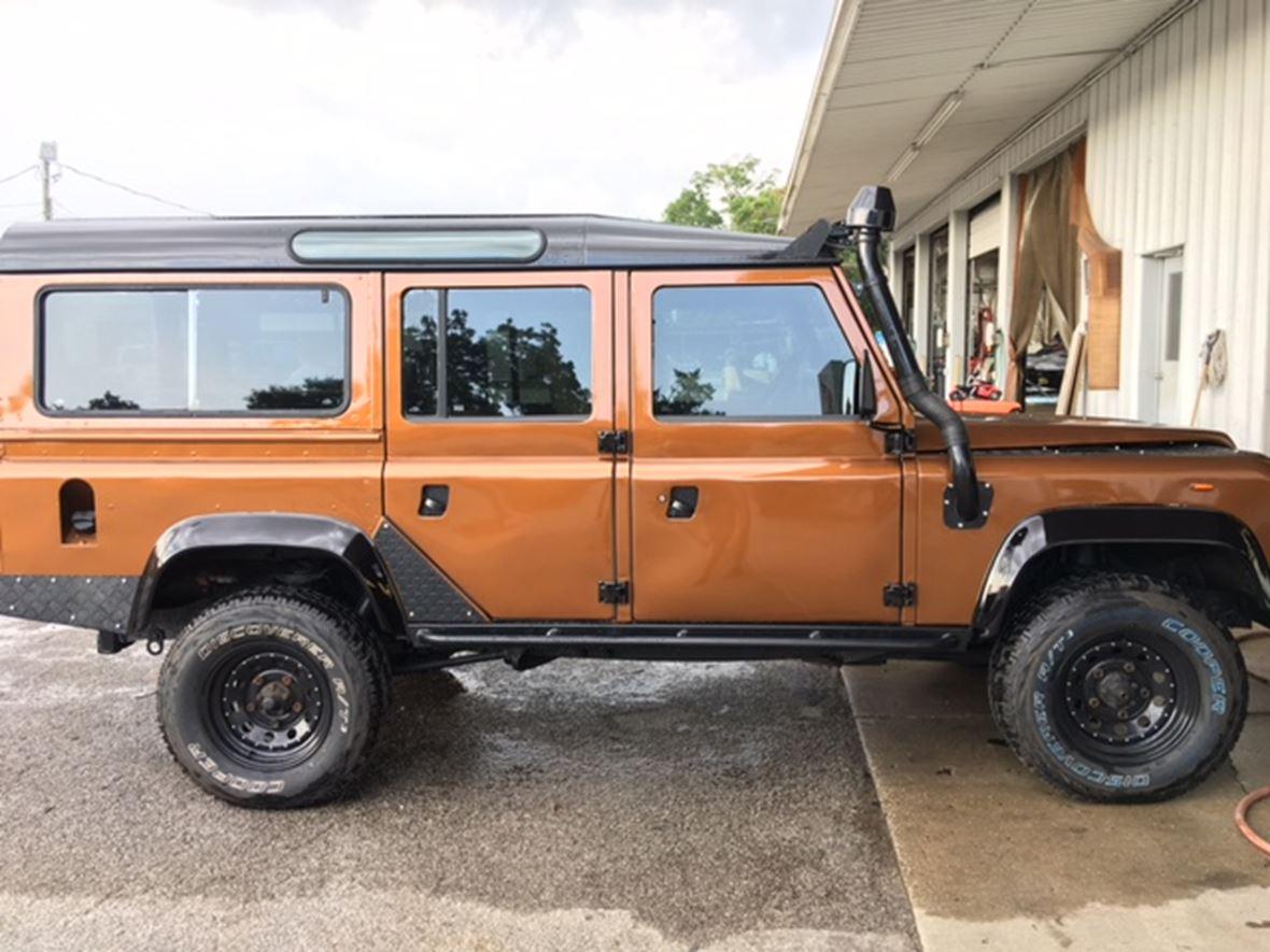 Defender 110 For Sale >> 1986 Land Rover Defender 110 For Sale By Owner In Pensacola Fl 32592 27 500
