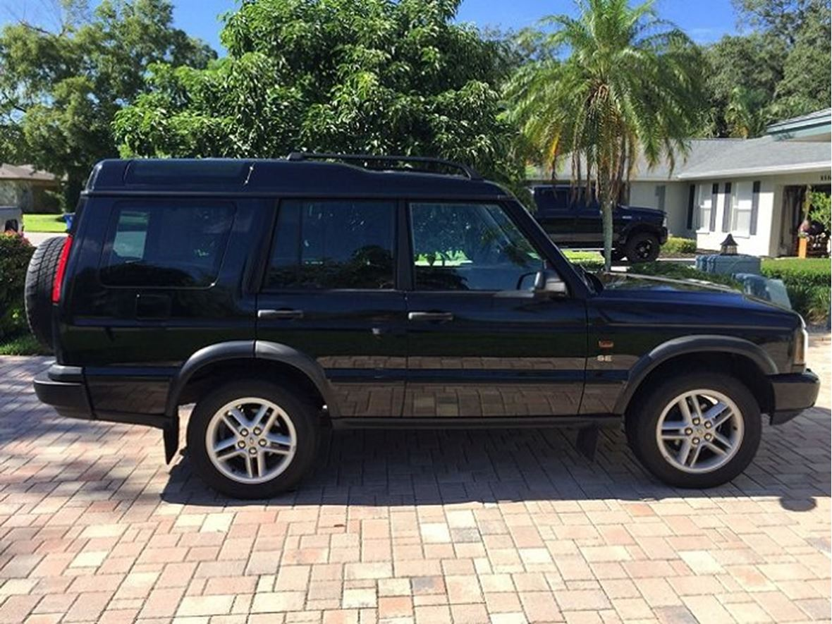 2003 Land Rover Discovery for sale by owner in Bangor