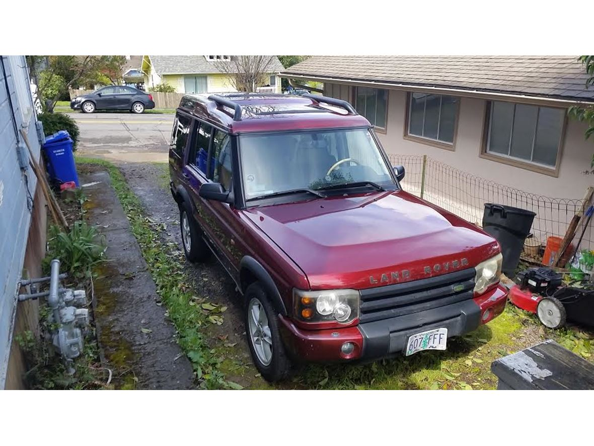 2004 Land Rover Discovery for sale by owner in Oregon City