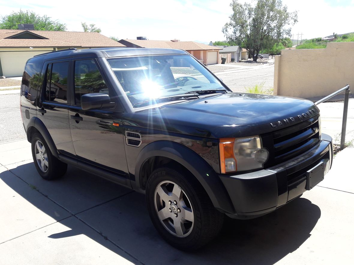 2006 Land Rover LR3 for sale by owner in Tucson
