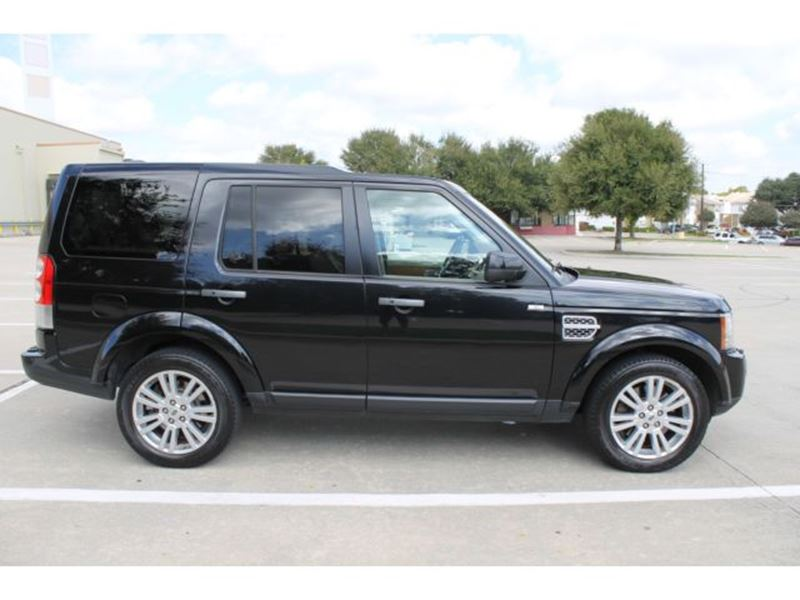 2010 Land Rover LR4 for sale by owner in SAN FRANCISCO