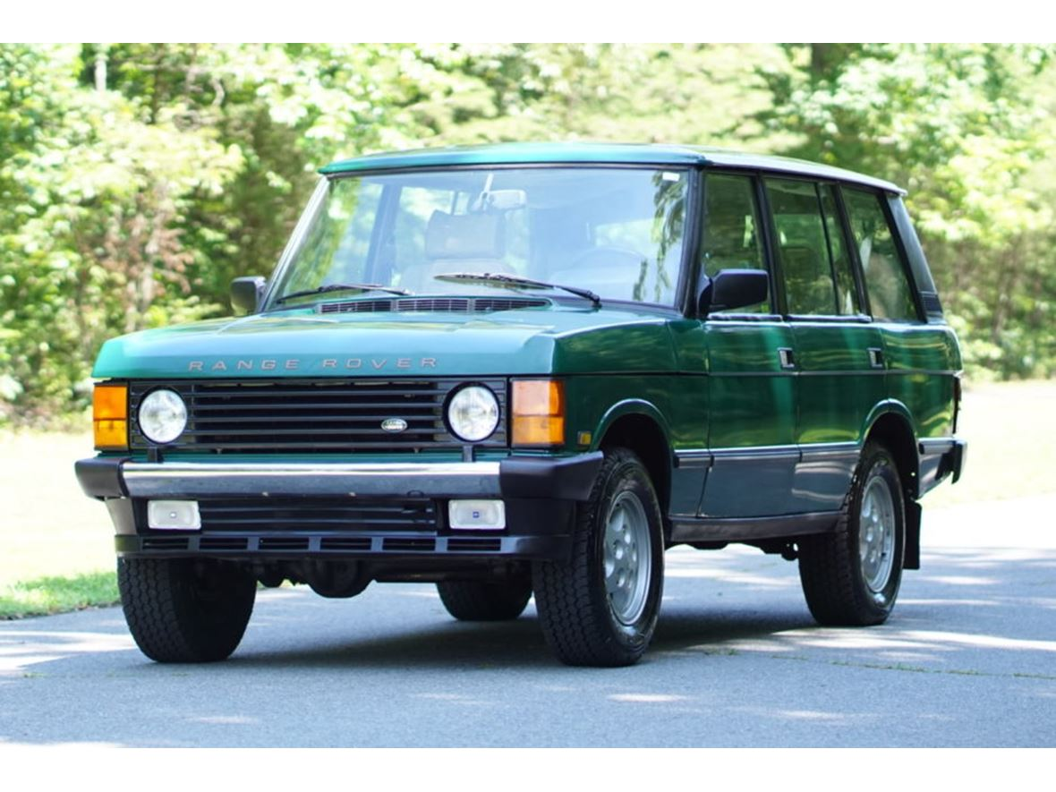 1994 Land Rover Range Rover for sale by owner in Houston