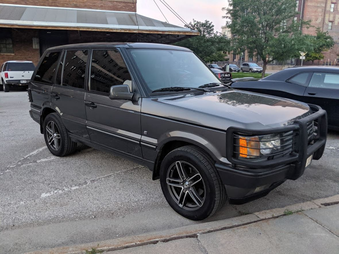 2002 Land Rover Range Rover for sale by owner in Omaha