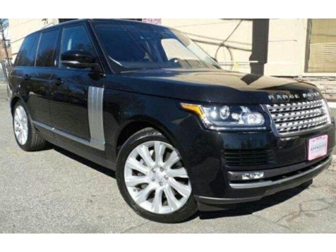 2016 Land Rover Range Rover for sale by owner in Lucas