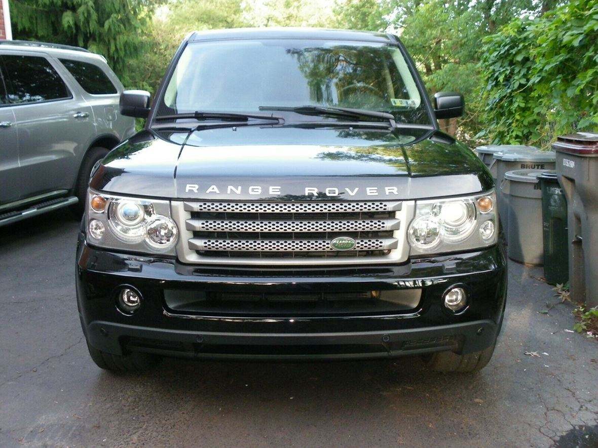 2008 Land Rover Range Rover Sport for sale by owner in Philadelphia