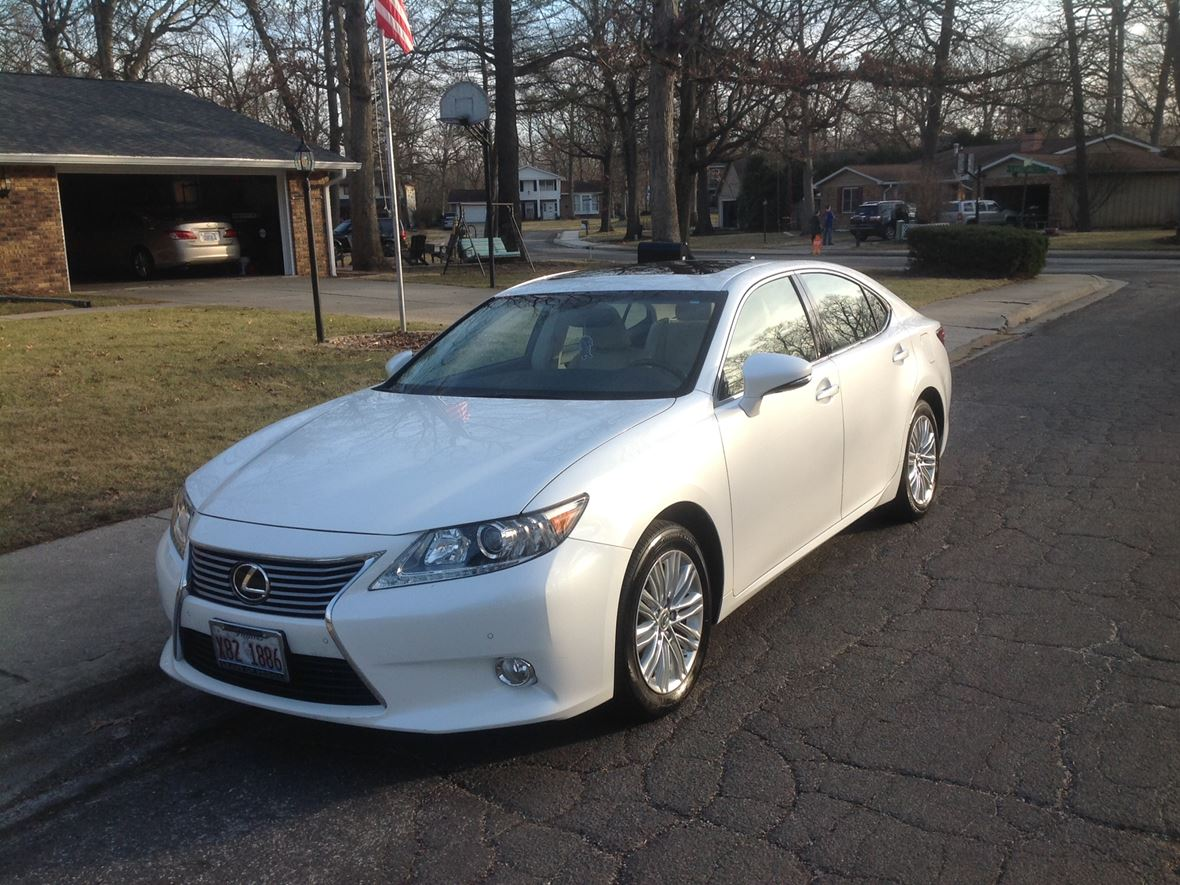 2013 Lexus Es 350 For Sale By Owner In East Peoria Il 61635