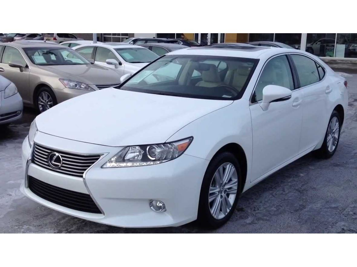 2013 Lexus Es 350 For Sale By Owner In Upper Marlboro Md 20772