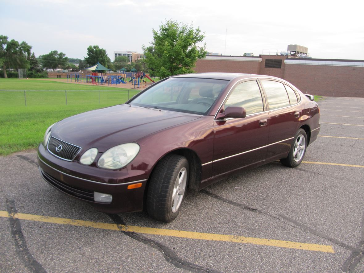 2001 Lexus GS 300 for sale by owner in Saint Paul