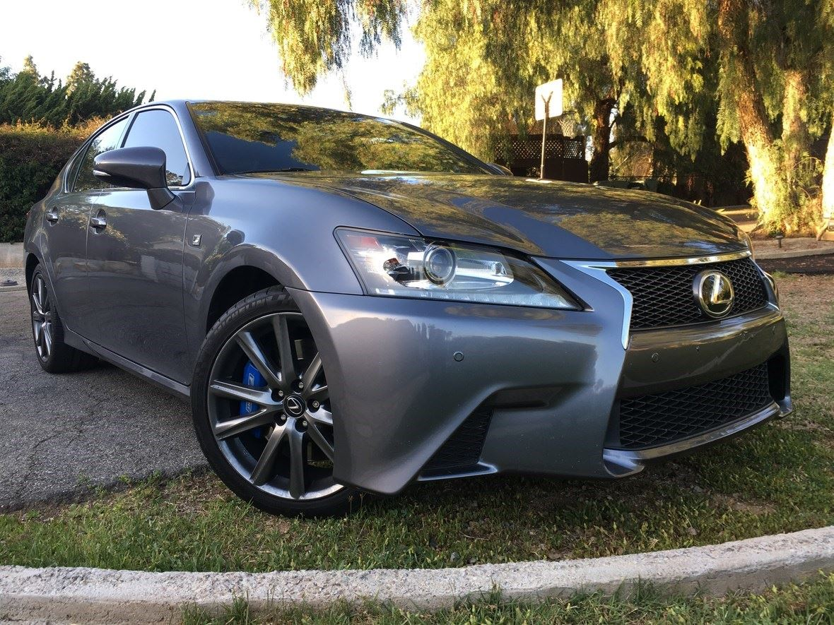 2013 Lexus GS 350 for sale by owner in Ridgecrest