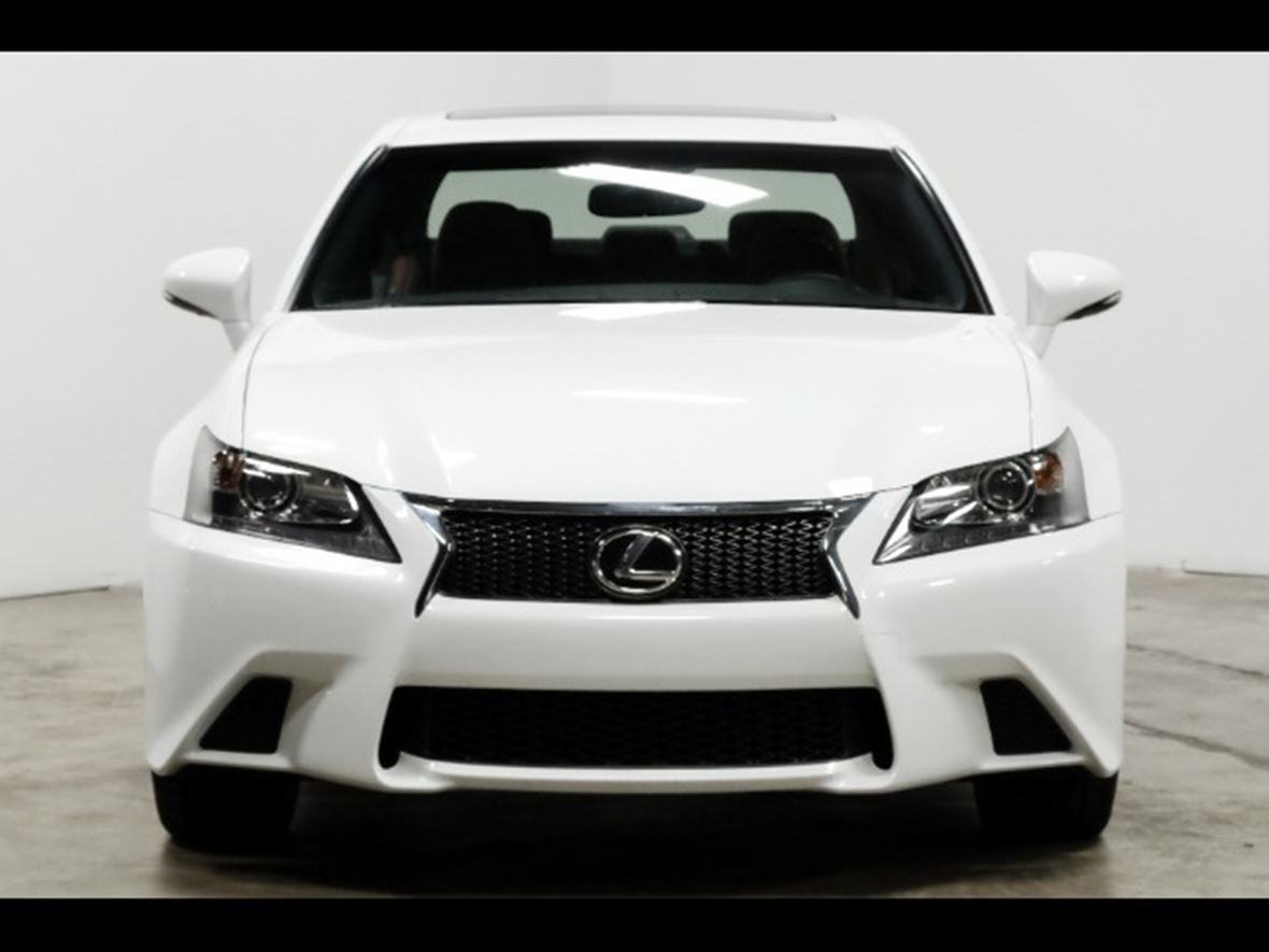 2015 Lexus GS 350 for sale by owner in Dallas