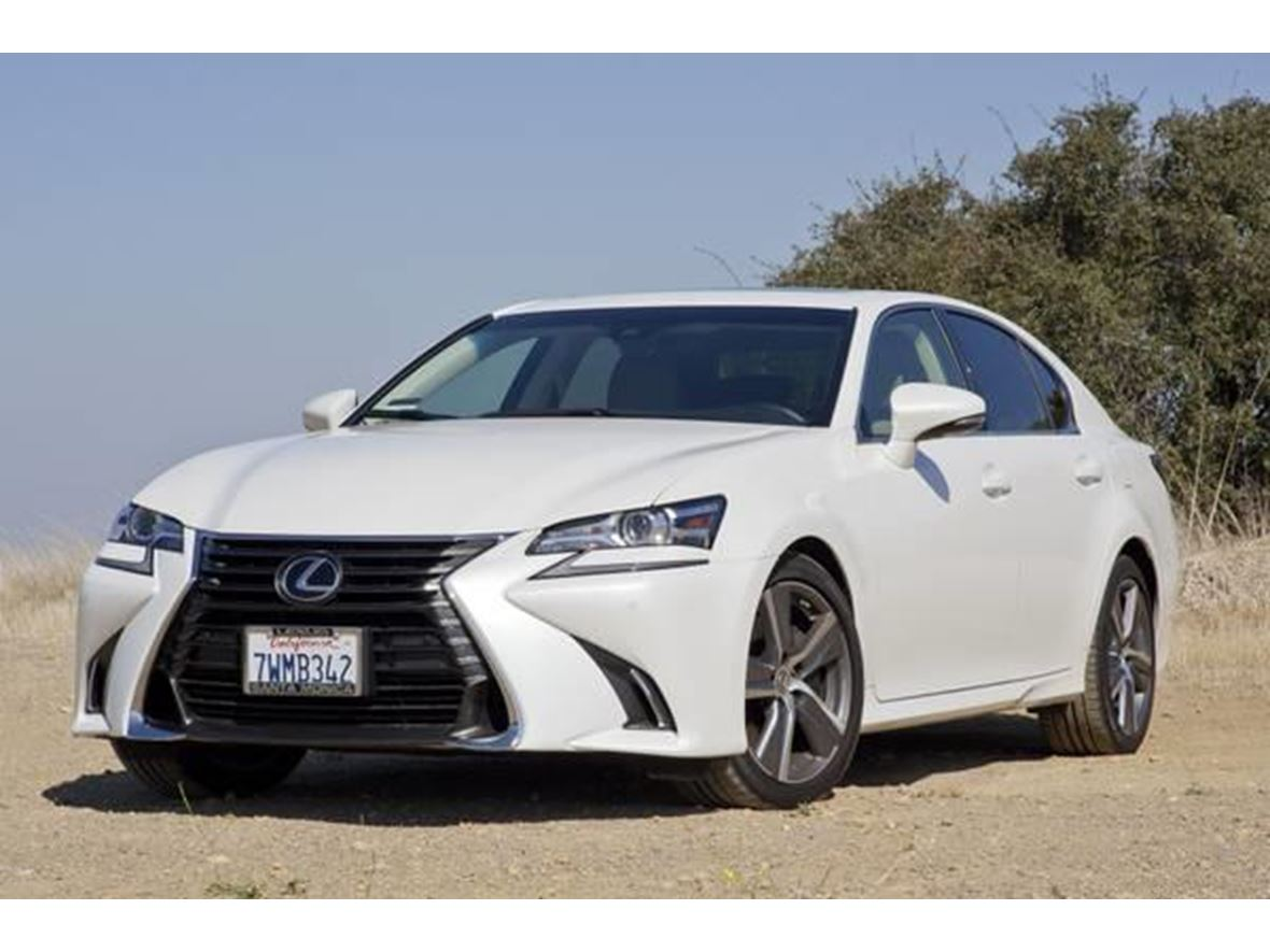 2016 lexus gs 350 for sale by owner in malibu ca 90265. Black Bedroom Furniture Sets. Home Design Ideas