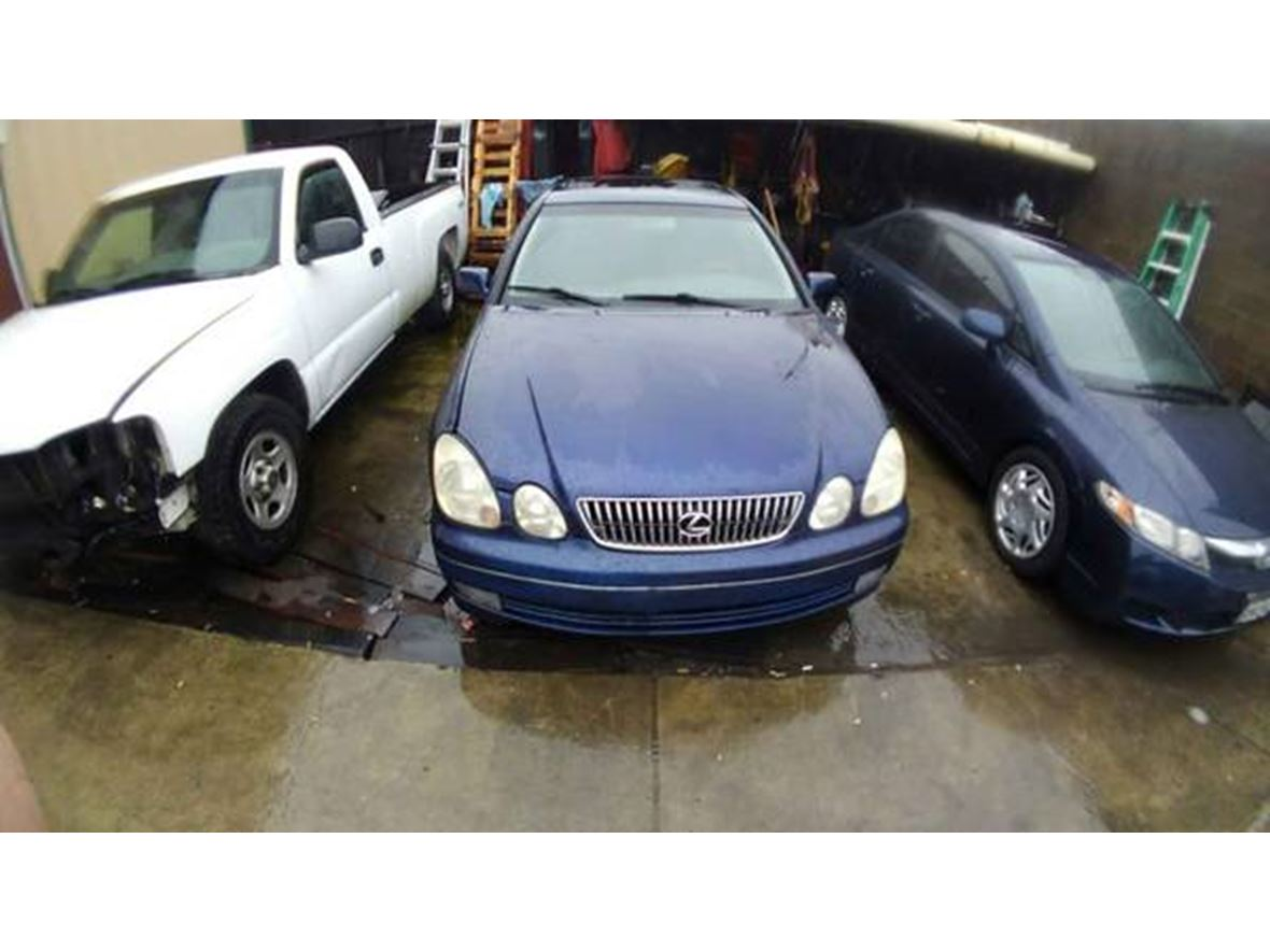 2000 Lexus GS 400 for sale by owner in Oakland