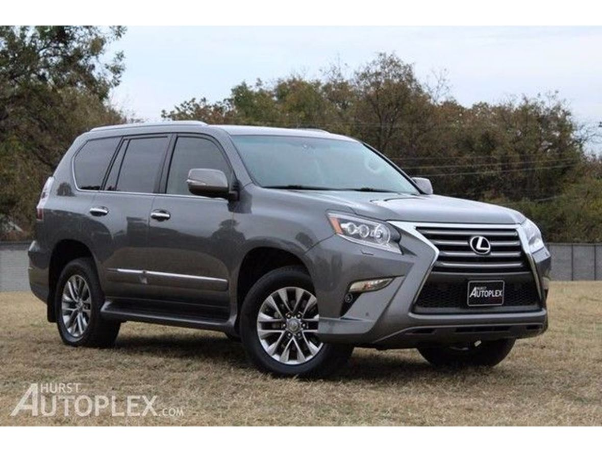 2014 Lexus GX for sale by owner in Humble