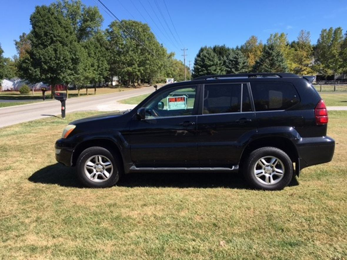 2005 Lexus GX 470 For Sale By Owner In Delaware