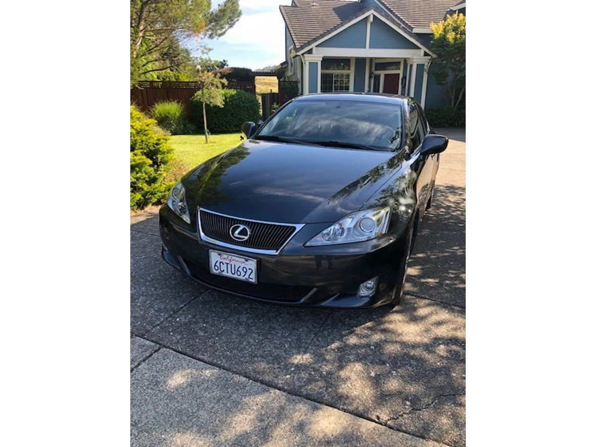 2008 Lexus IS 250 for sale by owner in Petaluma