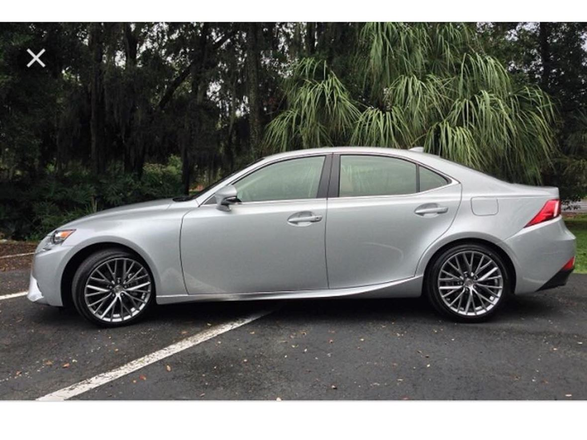 2014 Lexus IS 250 for sale by owner in Denver